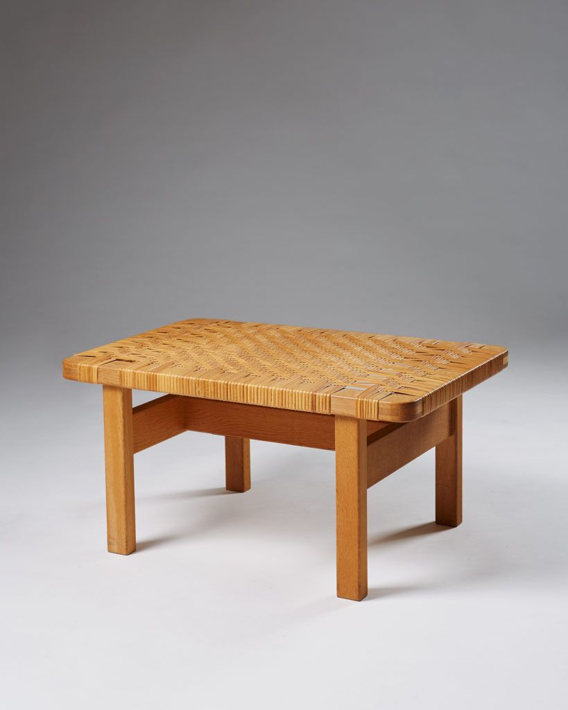 Banc De Jardin Ikea Merveilleux Occasional Table Bench Model 5273 Designed by Börge Mogensen