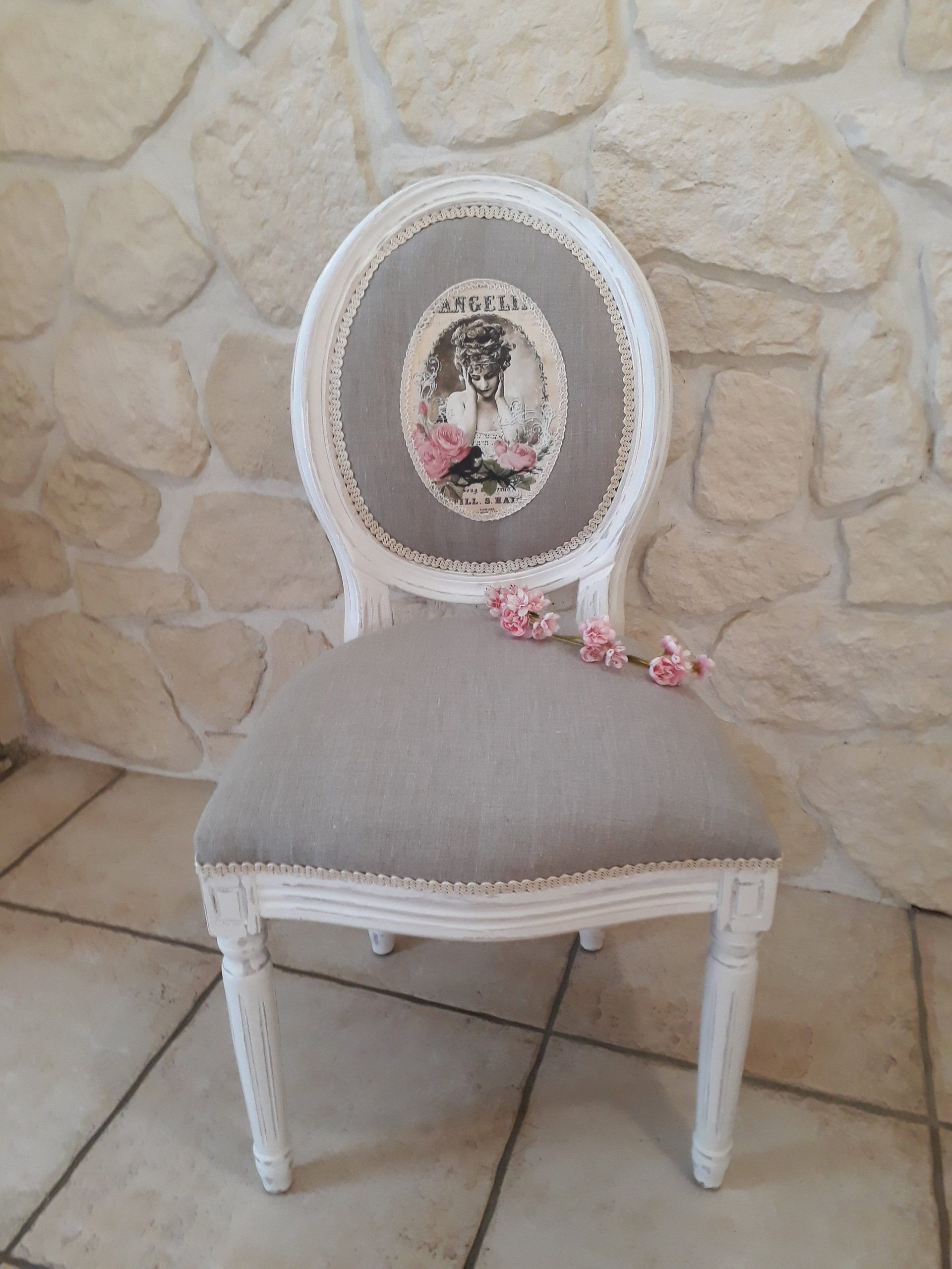 Boite A Clefs originale Meilleures Chair Makeover Locket Romantic Style and Patina