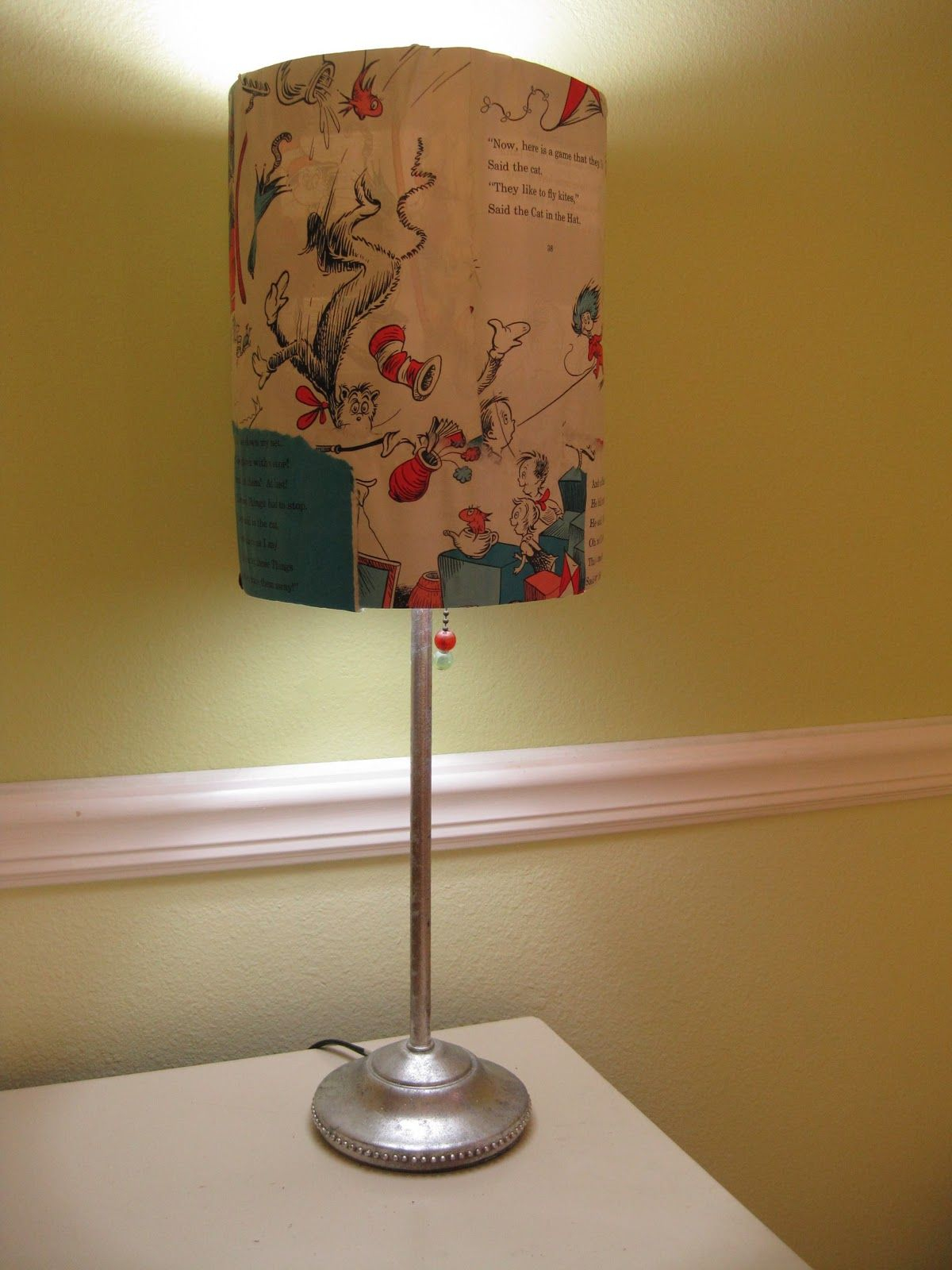 Buffet Fly Meilleures Fabulously Flawed Diy Book Page Lamp Shade Tutorial