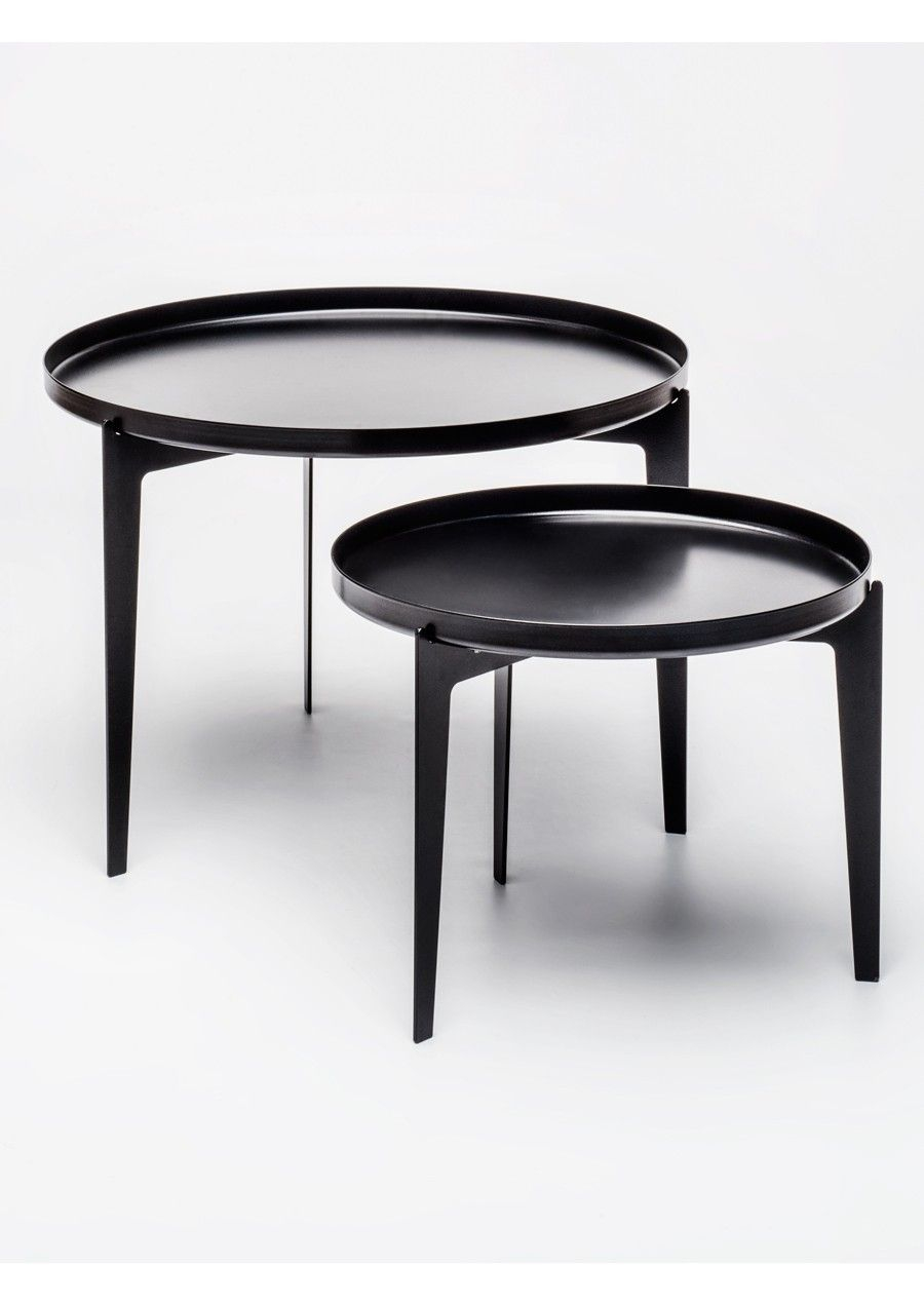 But Table De Salon Frais Illusion Coffee Table by Covo Black In 2020