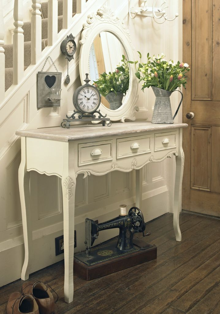 Console Meuble but Superbes Console Dressing Table Shabby Country Chic Vintage French