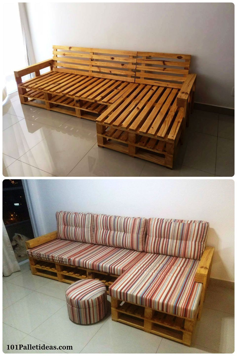 Coussin Canapé Palette Stupéfiant 20 Pallet Ideas You Can Diy for Your Home