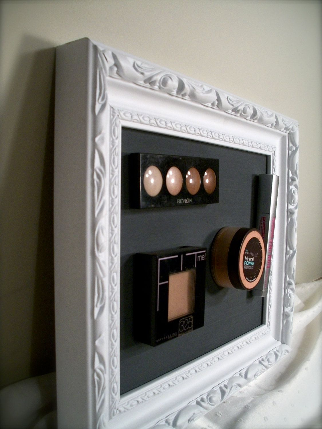 Etagere Brico Depot Phénoménal Magnetic Make Up Frame I Made Mine with A Frame From